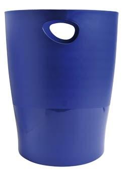 Kôš na odpadky modrý SIGMA 1ks
