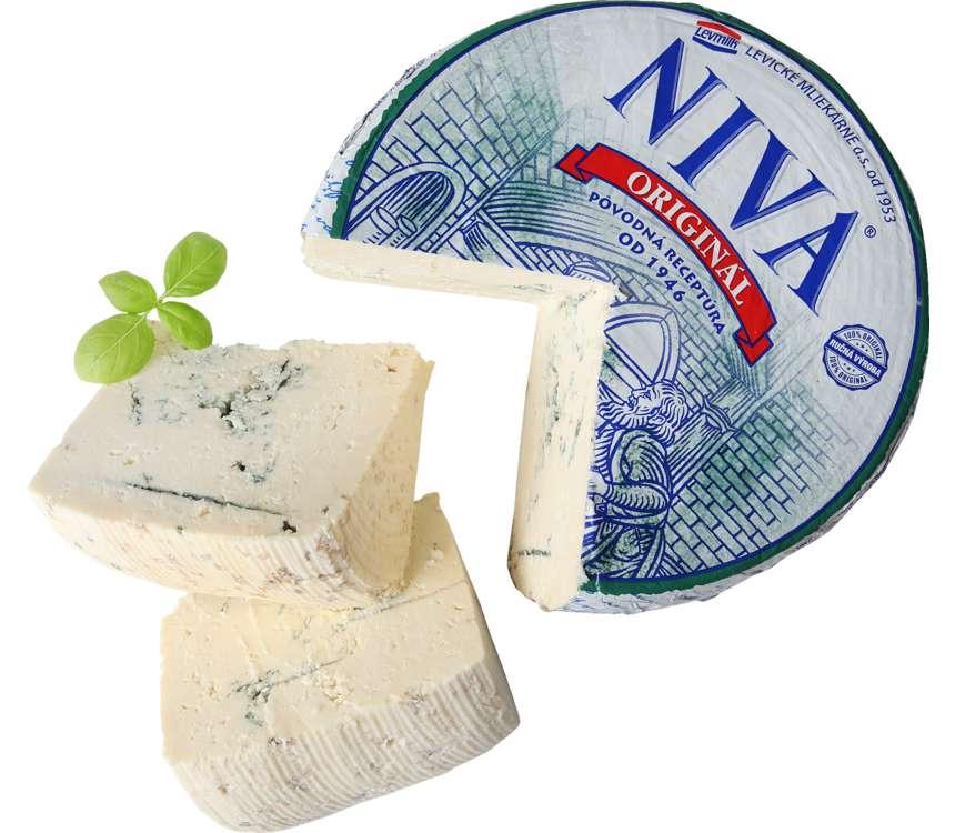 Polomäkký zrejúci syr