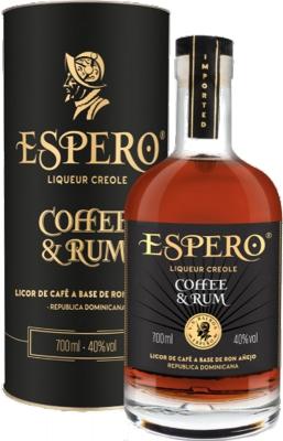 Ron Espero Coffee & Rum 40% 0,70 L