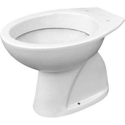 Piano Záchodová misa vnútorný okraj zvislý