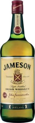 Jameson 40% 1,00 L
