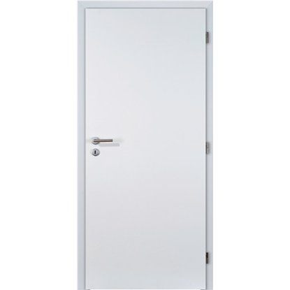 Masonite Interiérové dvere plné lakované 90 P biele