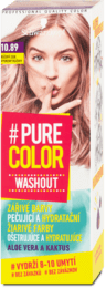 Farba na vlasy #Pure Color Washout, 10.89 vysnený ružový