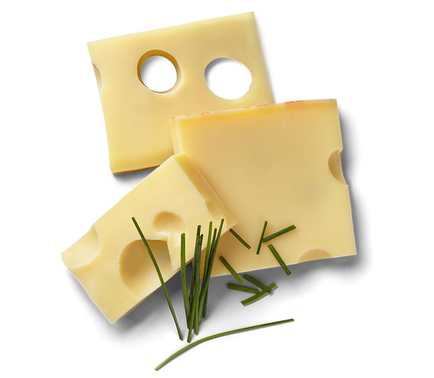 Polotvrdý zrejúci syr