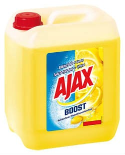 Ajax Boost Baking Soda lemon 1x5 l
