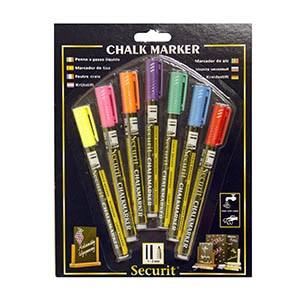 Popisovač mix farieb veľ.1-2mm 7ks