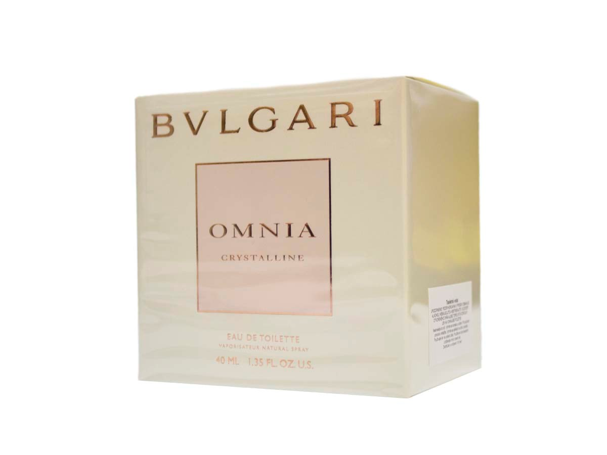 Bvlgari Omnia Crystalline EDT Spray dámsky 1x40 ml