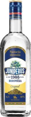 Borovička Juniperus 40% 0,70 L