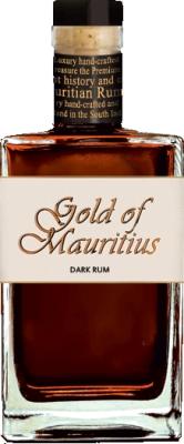 Gold of Mauritius Dark Rum 40% 0,70 L
