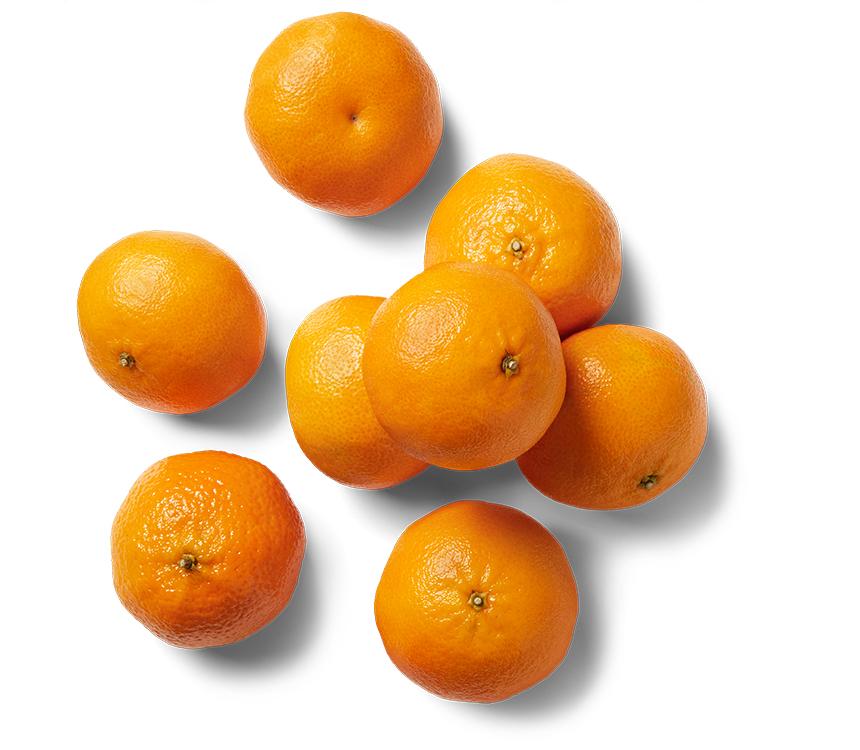 Mandarínky