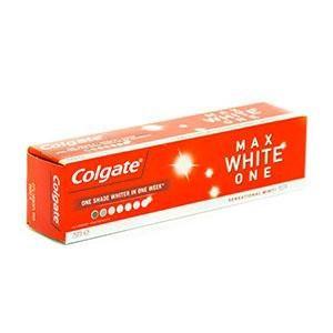 Colgate max white one zubná pasta 1x75 ml