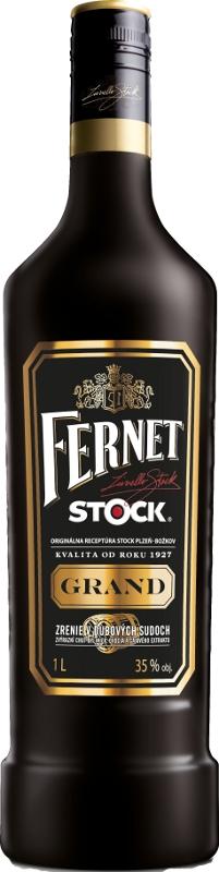 Fernet Stock Grand 35% 1,00 L