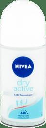 Dámsky guľôčkový antiperspirant Dry Active, 50 ml
