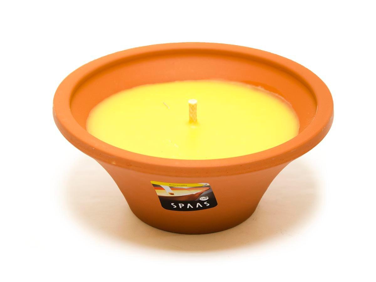 Citronella Spa dish 15cm Spaas 1ks