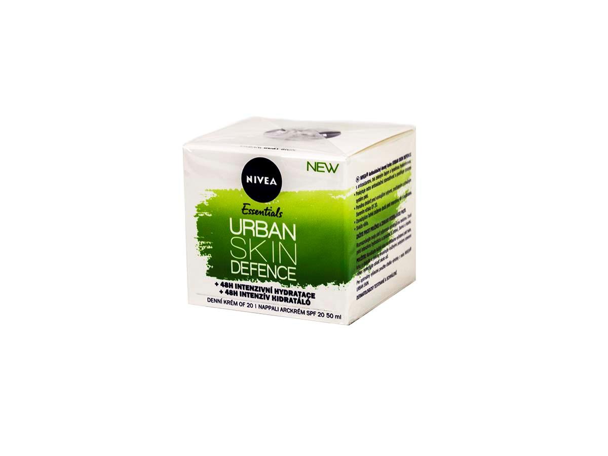 Nivea Urban Skin Protect denný krém 1x50 ml