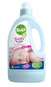Bupi BABY Sensitive prací gél 40 praní 1x3 l