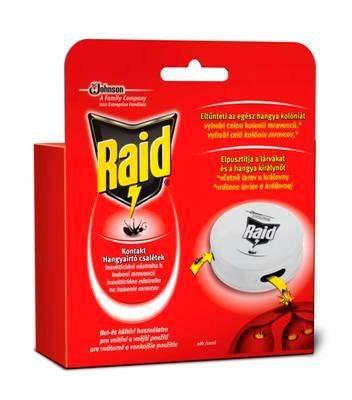 Raid nástraha proti mravcom 1x1 ks