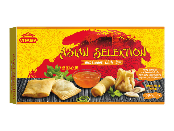 Ázijský snack