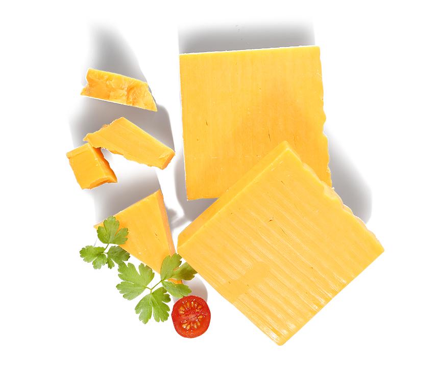 Polotvrdý zrejúci prírodný syr