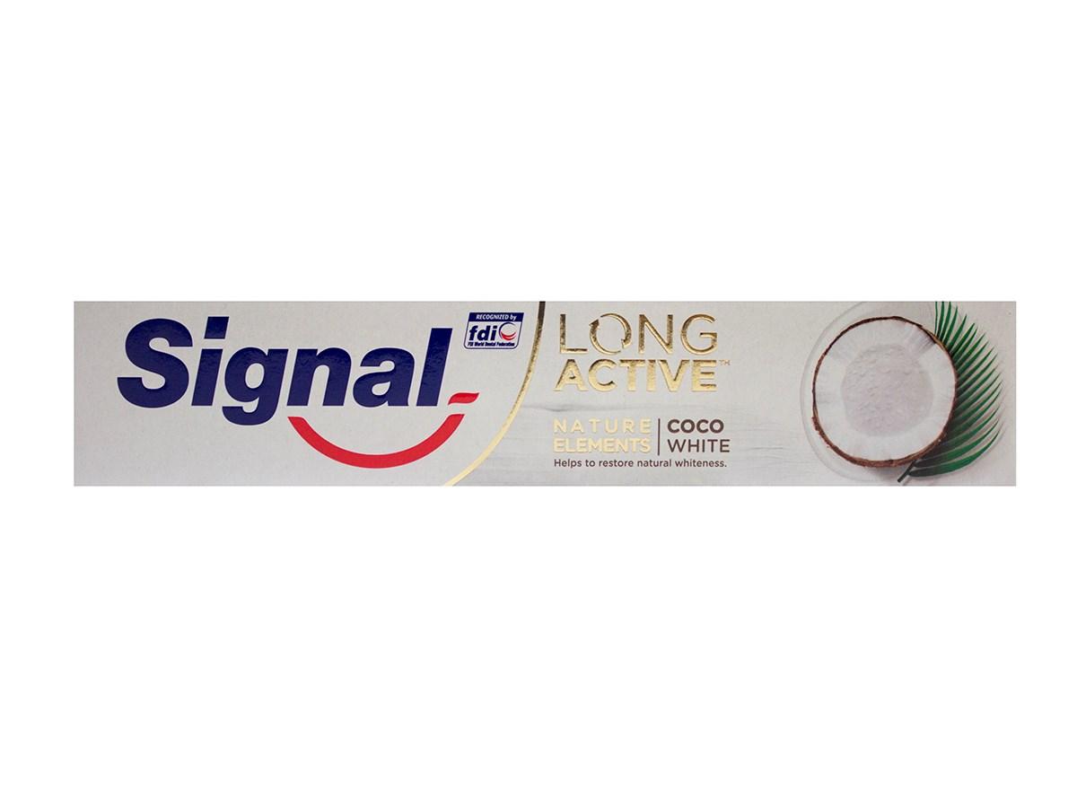Signal Nature Coco White zubná pasta 1x75 ml