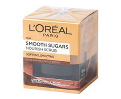 L'Oréal Paris Sugars Scrub 50ml