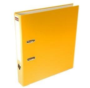 Šanón/zakladač A4/5cm pákový žltý SIGMA 1ks