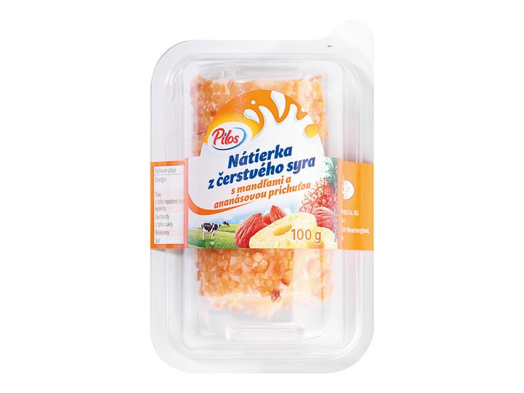 Nátierka z čerstvého syra