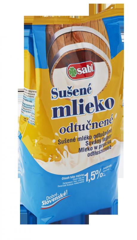 Sušené mlieko odtučnené, 400g