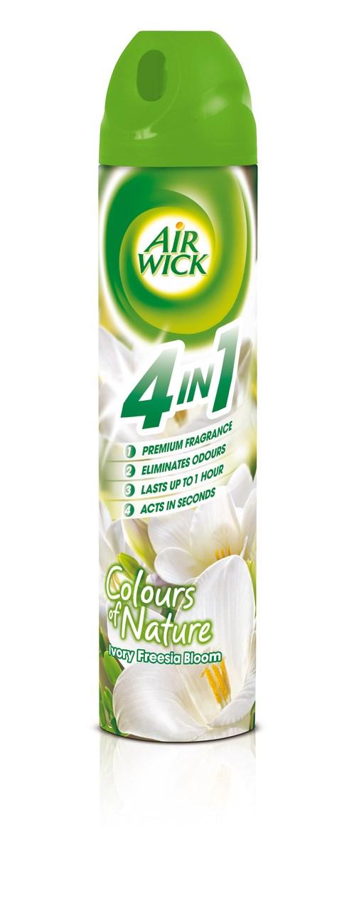 Air wick Biele kvety 4v1 sprej 1x240 ml