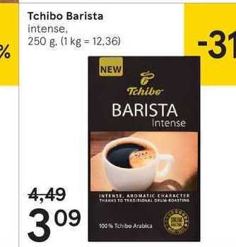 Tchibo Barista, 250 g