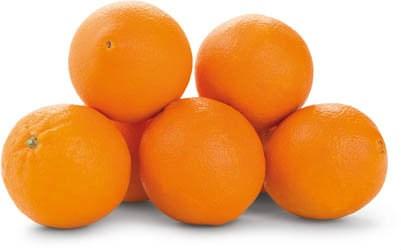 Pomaranče Lane Late kalibrované 4 skladané čerstvé 1x8,5 kg