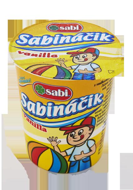 Sabináčik vanilla