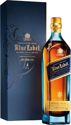 Johnnie Walker Blue Label 40% 0,70 L