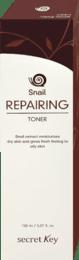 Regeneračná pleťová voda Snail Repairing, 150 ml