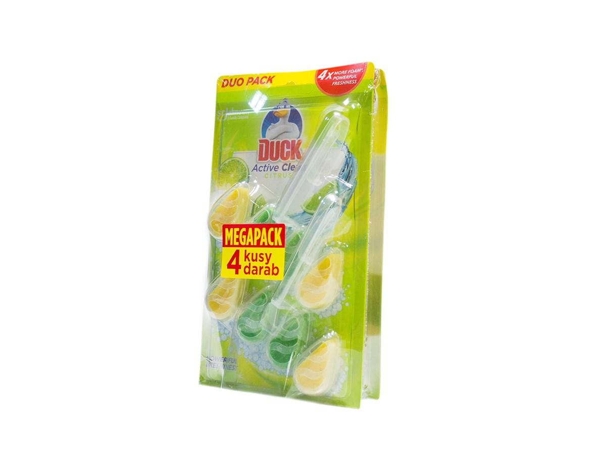 Duck Active Clean Citrus Duo WC blok 1x2 ks