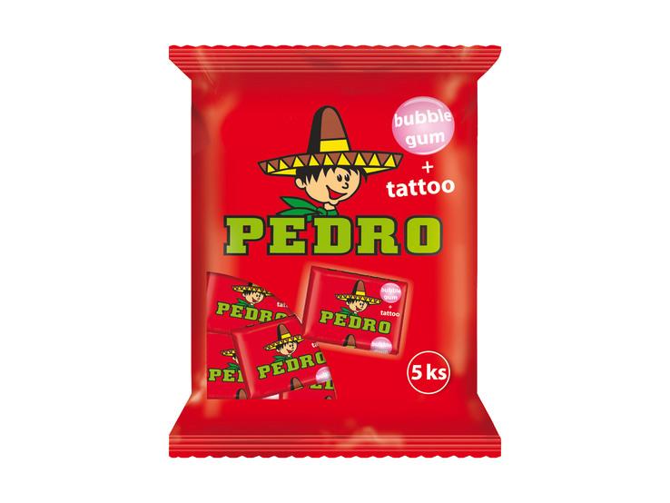 Pedro žuvačky