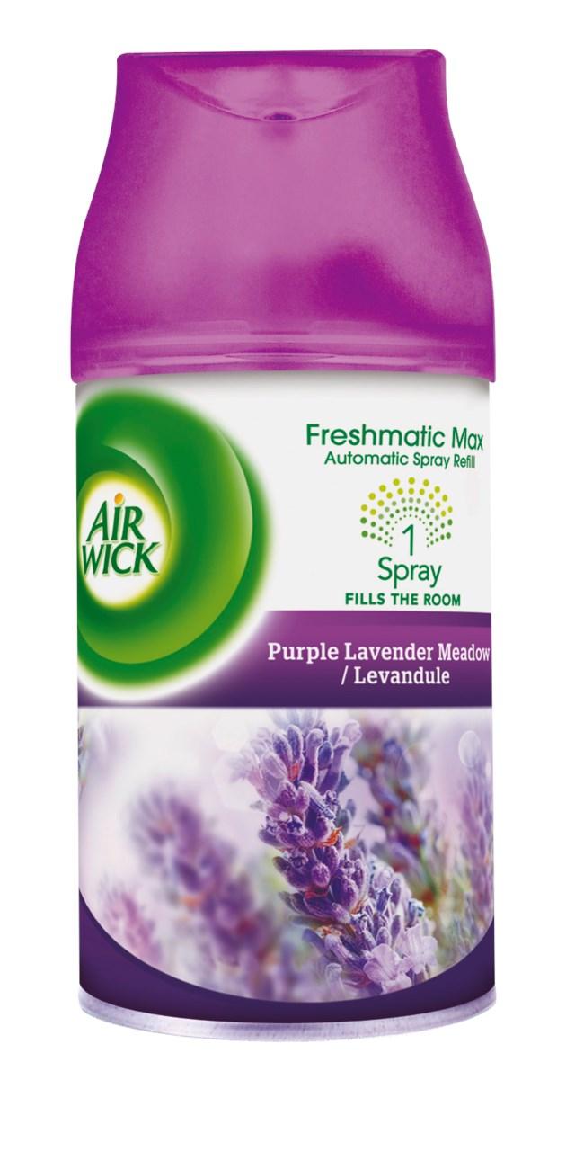 Air wick Freshmatic Max Levanduľa náhradná náplň do osviežovača 1x250ml
