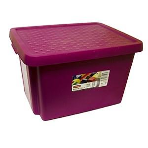 Box úložný Essentials 26l fialový Curver 1ks