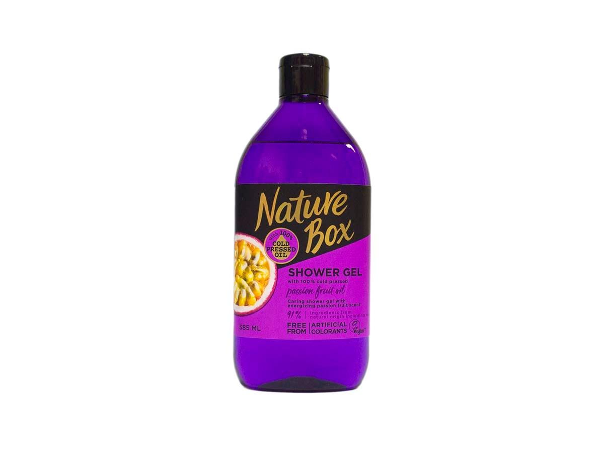 Nature Box Passion Fruit sprchový gél 1x1 ks