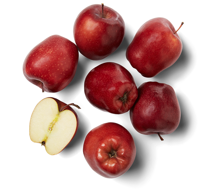 Jablko Red Delicious