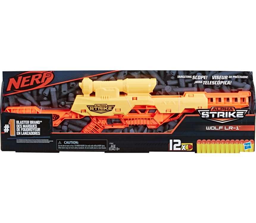 NERF Alfa Strike Wolf LR-1
