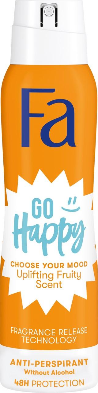 Fa Go Happy deosprej 1x150 ml