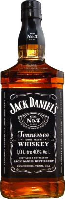 Jack Daniel's 40% 1,00 L