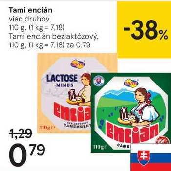 Tami encián, 110 g