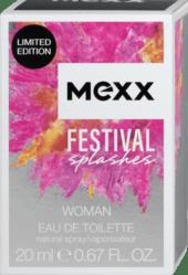 Dámska toaletná voda Festival splashes, 20 ml