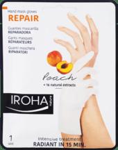 Intenzívna regeneračná maska na ruky s broskyňou, rukavice, 18 ml
