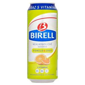Birell ochucený 0,5 l plech, vybrané druhy