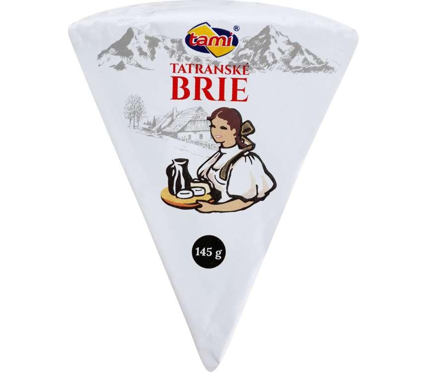 Mäkký zrejúci vysokotučný syr s bielou plesňou