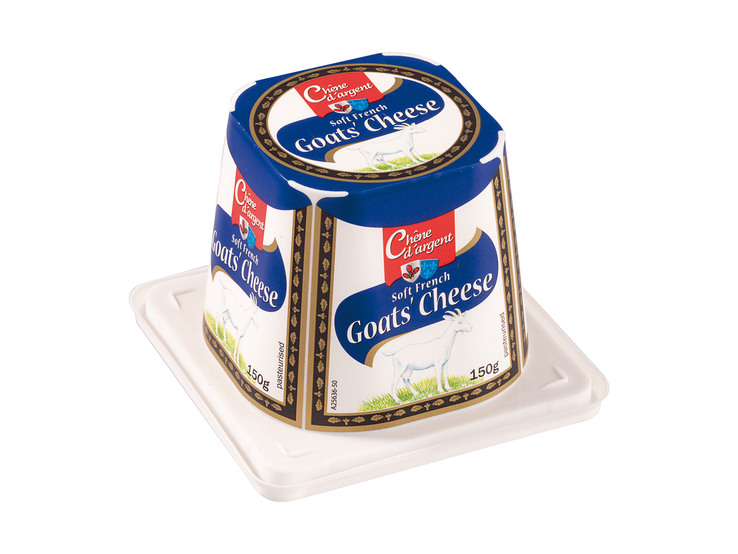 Francúzsky prírodný kozí syr