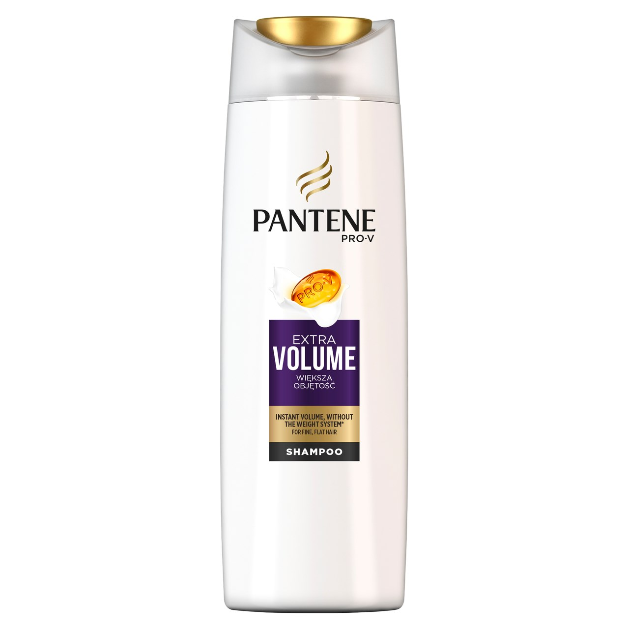 Pantene šampón sheer volume 1x400 ml